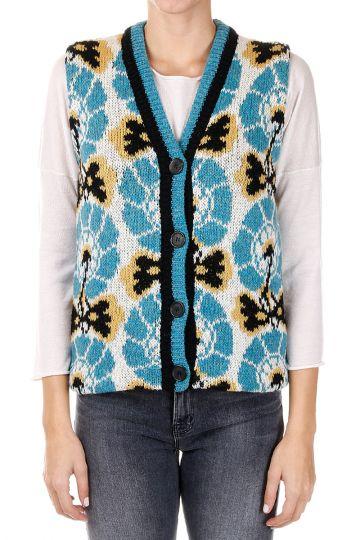 Mixed Wool Vest