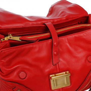 Leather NAPPA BIKER Hand Bag