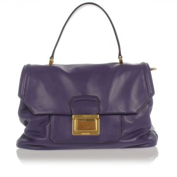 Borsa Top Handle in Pelle