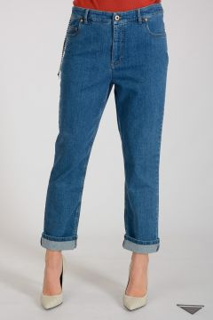 17cm Denim Stretch Jeans