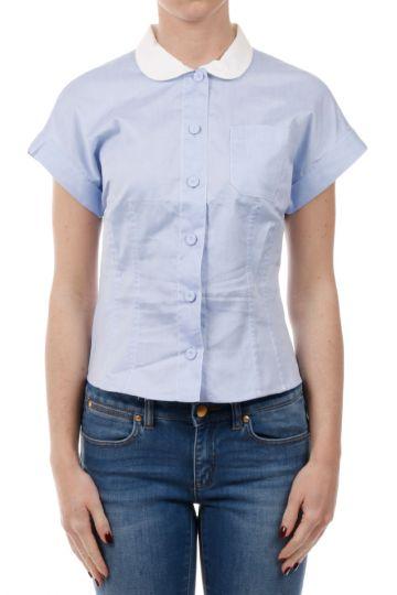 Camicia Maniche Corte OXFORD