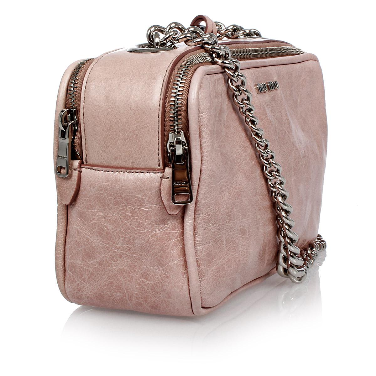 Borse A Spalla Miu Miu : Miu donna mini borsa a spalla glamood outlet