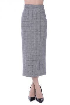 Virgin wool Blend Galles Skirt