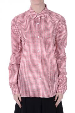 VICHY cotton Squared Shirt