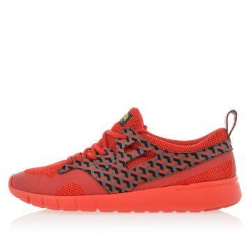 Sneakers in Tessuto a Rete