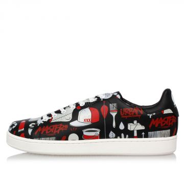 Sneakers MR THOMS URBAN In Pelle