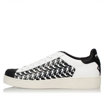 Sneakers OPTICAL In Pelle