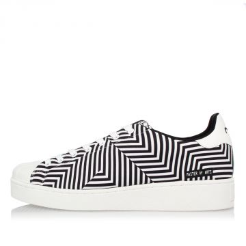 Geo Printed PASSIONE Sneakers
