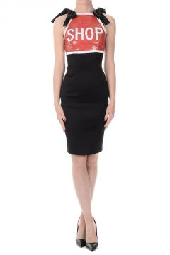 Pencil Dress embroidery SHOP with Sequins