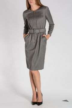 BOUTIQUE Virgin Wool Dress