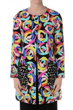 Multicolor Coat