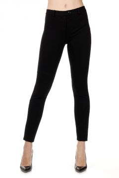 Pantaloni Capri Stretch