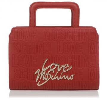 Handbag with detachable Strap