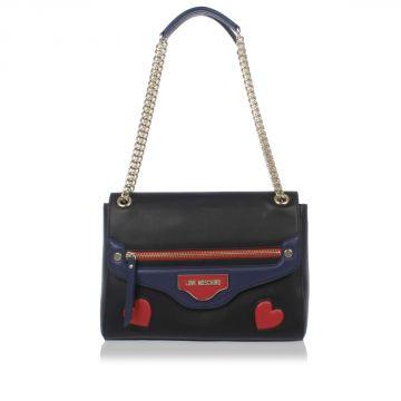 Shoulder Bag with heart