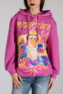 COUTURE Hoodie Oversize Sweatshirt