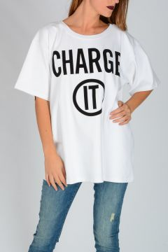 COUTURE! CHARGE IT T-shirt