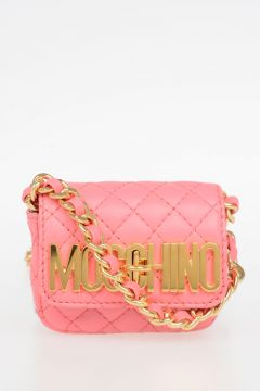 COUTURE! Quilted Leather Mini Bag