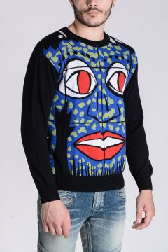 MOSCHINO COUTURE Virgin Wool Sweater