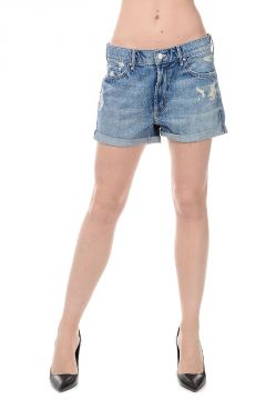 Short in Denim Stretch