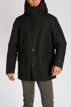 Padded Gore-tex Parka Jacket