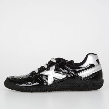 Fabric & Leather GOAL Sneakers