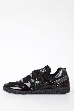 Sneakers GOAL in Pelle e Tessuto