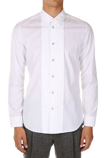Cotton Poplin Slim Fit Shirt