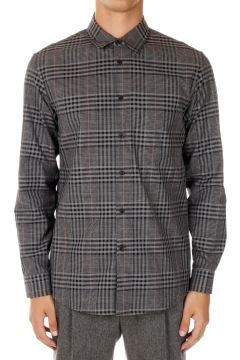 Checked Classic Fit Shirt