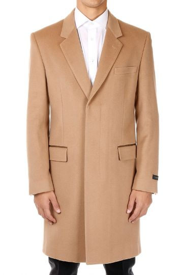 Cappotto Monopetto in Cachemire