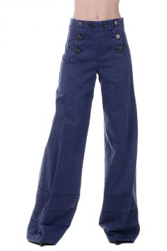 Marc by Marc Jacobs Cotton Pants