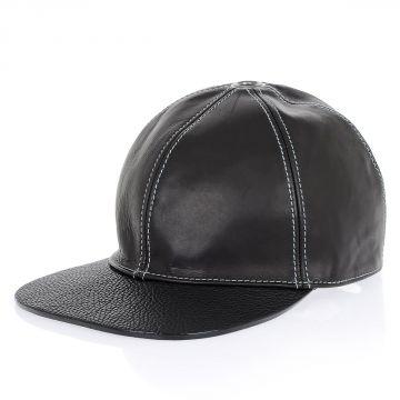 Cappello in Pelle