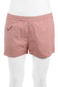 Cotton Stretch Blend Swim Shorts