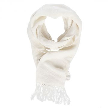 Silk Knit Scarf