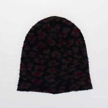 Cashmere & Wool Beanie Hat