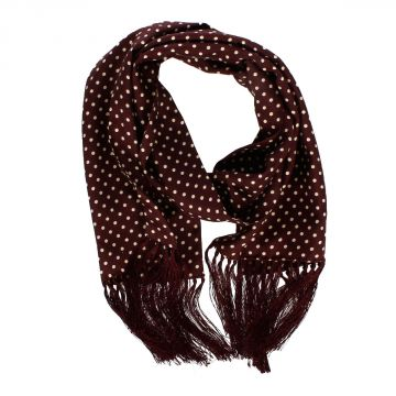 Pois Printed Scarf