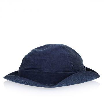 Cappello in Cotone e Lino