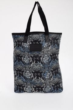 MARC BY MARC JACOBS Borsa Shopping con Fantasia