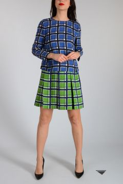 MARC BY MARC JACOBS checked Dress