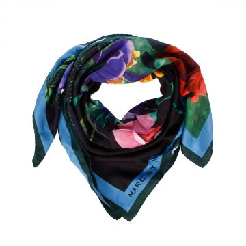 MARC BY MARC JACOBS Silk Foulard 100*100 cm