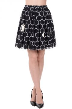 MARC BY MARC JACOBS Embroidery Print Skirt