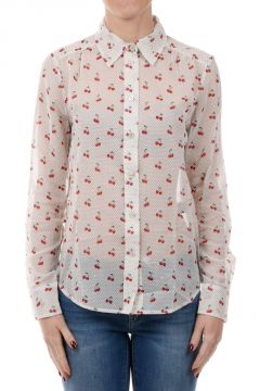 MARC BY MARC JACOBS Fruit Printed Cotton Shirt