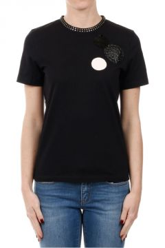 MARC BY MARC JACOBS Cotton T-Shirt with Applications