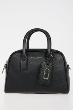 Leather Bowler Bag