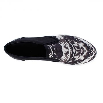 Sneakers LIAIMA Slip On in Tessuto