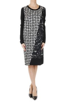 Geo Printed DOMENICA Dress