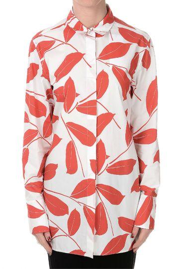 Camicia Stampata in Cotone