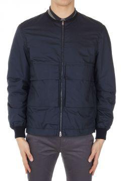 Cotton Mixed Padded Bomber Jacket