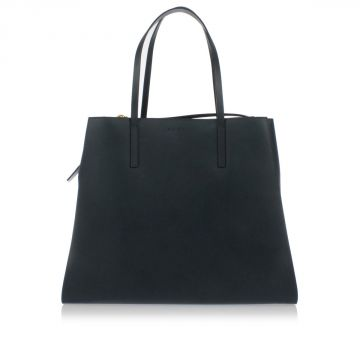Shopping Bag in Pelle Saffiano