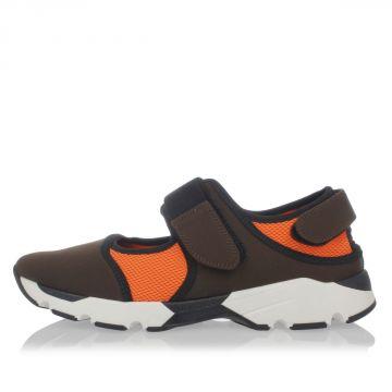 Variante Sneakers SELVA ON DRILL in Tessuto Tecnico