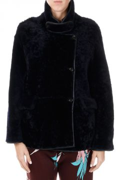 Lamb Shearling with long sleeve